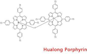 Hualong porphyrin 154089-63-1, μ-oxo-bis[tetra(4-chlorophenyl)porphinatomanganese